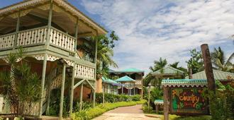 Country Country - Negril - Building
