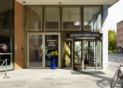 Scandic Solsiden - Trondheim - Building