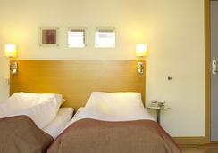 北方人斯堪迪克酒店 - 特隆赫姆 - 特隆赫姆 - 臥室