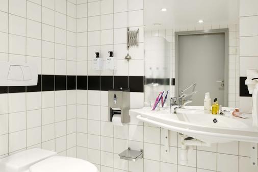 北方人斯堪迪克酒店 - 特隆赫姆 - 特隆赫姆 - 浴室