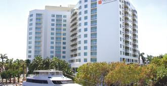 Gallery One Private Condos - Fort Lauderdale - Building