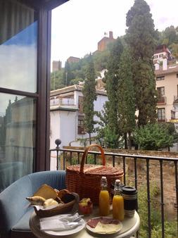 Palacio Mariana Pineda Hotel - Granada - Ban công
