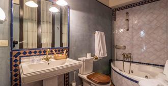 Palacio Mariana Pineda Hotel - Granada - Bathroom
