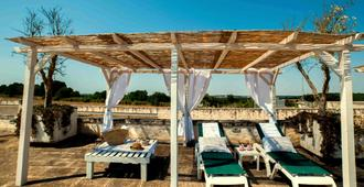 Victor Country Hotel - Alberobello - Patio