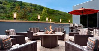 Towneplace Suites Pittsburgh Airport/Robinson Township - Pittsburgh - Patio