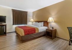 Econo Lodge Inn & Suites Fairgrounds - Des Moines - Bedroom