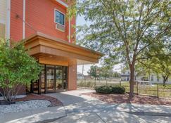 Econo Lodge Inn & Suites Fairgrounds - Des Moines - Edificio