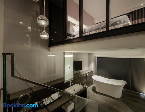 Starhaus Hotel - Kaohsiung - Bathroom