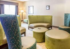 Comfort Inn and Suites near Tinley Park Amphitheater - Tinley Park - Lobby