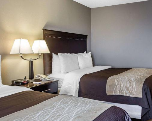 Comfort Inn and Suites near Tinley Park Amphitheater - Tinley Park - Bedroom