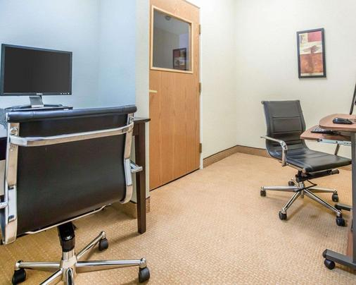 Comfort Inn and Suites near Tinley Park Amphitheater - Tinley Park - Business center