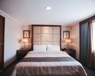 New Crown Hotel - Нага - Bedroom