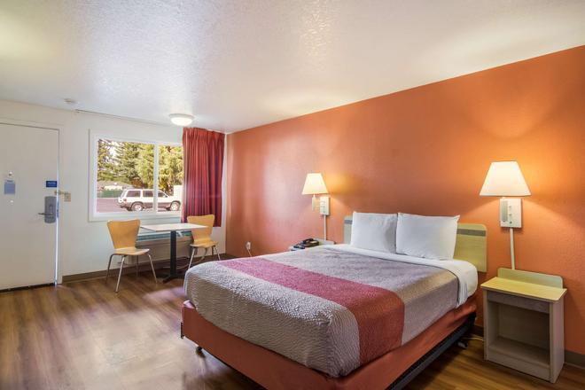 溫哥華 6 號汽車旅館 - 溫哥華 - 溫哥華 - 臥室