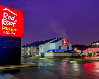 Red Roof PLUS+ & Suites Knoxville West-Cedar Bluff - Knoxville - Bâtiment