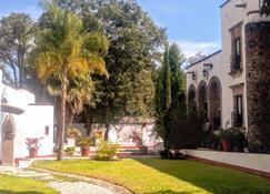 Hotel Spa Hacienda Real la Nogalera - Tequisquiapan - Outdoor view