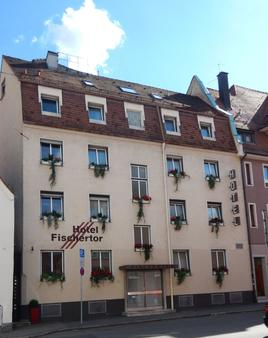 Hotel Fischertor - Augsburg - Rakennus