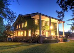 Warm Springs Inn & Winery - Wenatchee - Rakennus