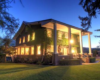 Warm Springs Inn & Winery - Wenatchee - Gebouw