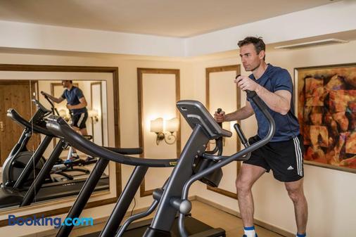 Hotel Genziana - Σέλβα ντι Βαλ Γκαρντένα - Γυμναστήριο
