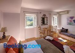 Le Manoir De l'Etang - Mougins - Bedroom