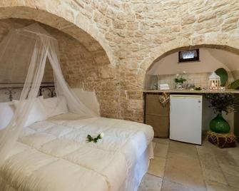Trulli Family - Alberobello - Bedroom