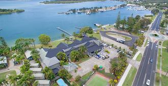 Moby Dick Waterfront Resort Motel - Yamba - Näkymät ulkona