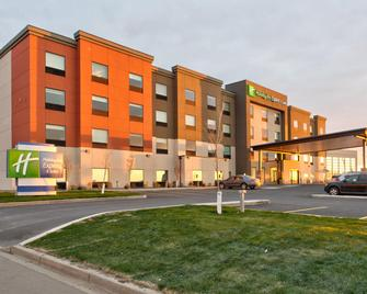 Holiday Inn Express & Suites North Battleford - North Battleford - Edificio