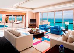 Grand Fiesta Americana Coral Beach Cancun - Κανκούν - Σαλόνι