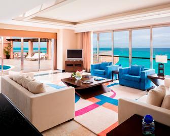 Grand Fiesta Americana Coral Beach Cancun - Cancún - Sala de estar