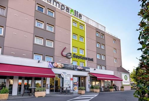 鐘樓圖盧茲普爾班酒店 - 土魯斯 - 圖盧茲 - 建築