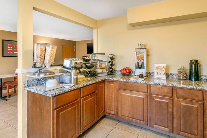 Rodeway Inn - Rapid City - Buffet