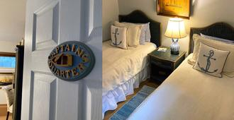 The Stone Hedge Bed And Breakfast - Richmond - Habitación