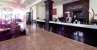 Clarion Collection Hotel Havnekontoret - ברגן - לובי