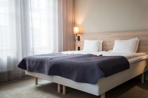 Scandic No. 53 - Stockholm - Bedroom