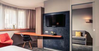 水星克瑪律中央安特林登酒店 - 科瑪 - 科爾瑪 - 臥室