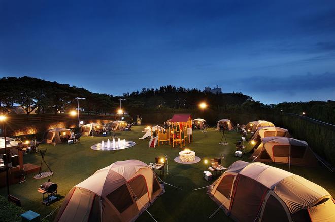 The Shilla Jeju - Thành phố Seogwipo - Sảnh yến tiệc