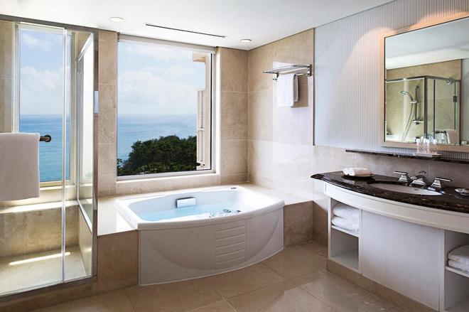 The Shilla Jeju - Thành phố Seogwipo - Phòng tắm