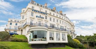 The Esplanade Hotel - Scarborough - Edificio