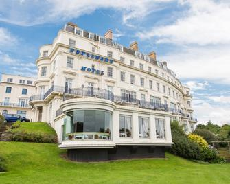 The Esplanade Hotel - Scarborough - Building