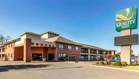Quality Inn Airport I-240 - Memphis - Building