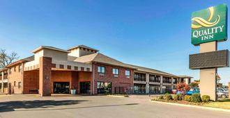 Quality Inn Airport I-240 - Memphis - Edificio