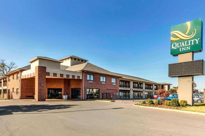 Quality Inn Airport I-240 - Memphis - Bygning