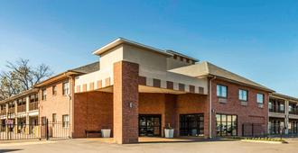 Quality Inn Airport I-240 - Memphis - Building