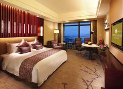Hotel Nikko Xiamen - Xiamen - Schlafzimmer