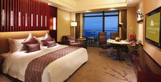 Hotel Nikko Xiamen - Xiamen - Bedroom