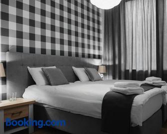 Apartamenty 1 Maja 45 - Elbląg - Slaapkamer