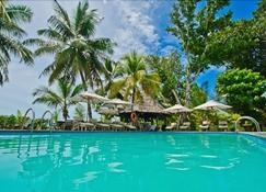 Indian Ocean Lodge - Grand'Anse Praslin - Pool