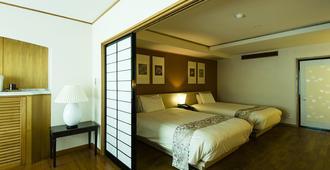 Tobira Onsen Myojinkan - Matsumoto - Bedroom