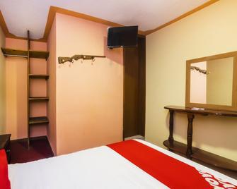 Hotel Maxi Antony - Apizaco - Спальня