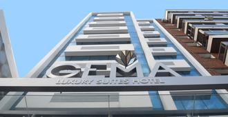 Gema Luxury Suites - מונטווידאו - בניין